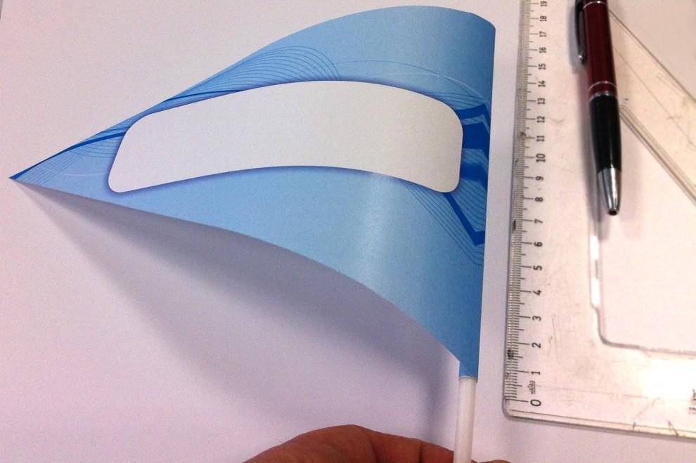kağıt bayrak